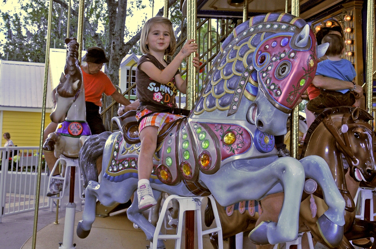 9625_Fun on the Carousel